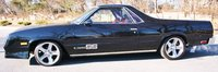 1987 Chevrolet El Camino Overview