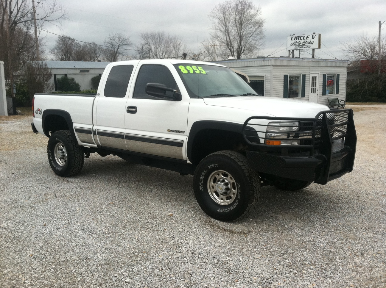 picture of 2001 chevrolet silverado 2500hd ls extended cab 4wd. Cars Review. Best American Auto & Cars Review