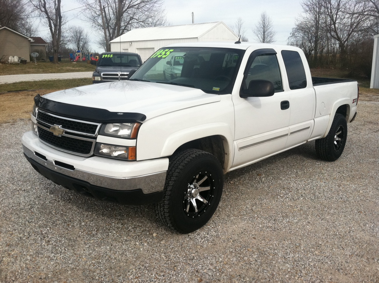 picture of 2006 chevrolet silverado 1500 ls ext cab 4wd exterior. Cars Review. Best American Auto & Cars Review