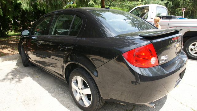 Picture of 2010 Chevrolet Cobalt LS XFE Sedan FWD, exterior, gallery_worthy