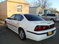Picture of 2002 Chevrolet Impala LS, exterior