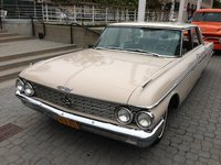 1962 Ford Galaxie Overview