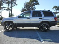 Picture of 2004 Jeep Grand Cherokee Columbia Edition 4WD, exterior