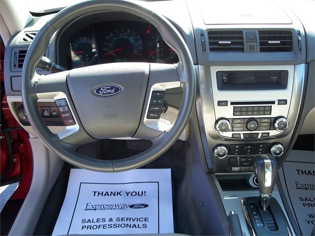 Picture of 2011 Ford Fusion SEL V6, interior, gallery_worthy