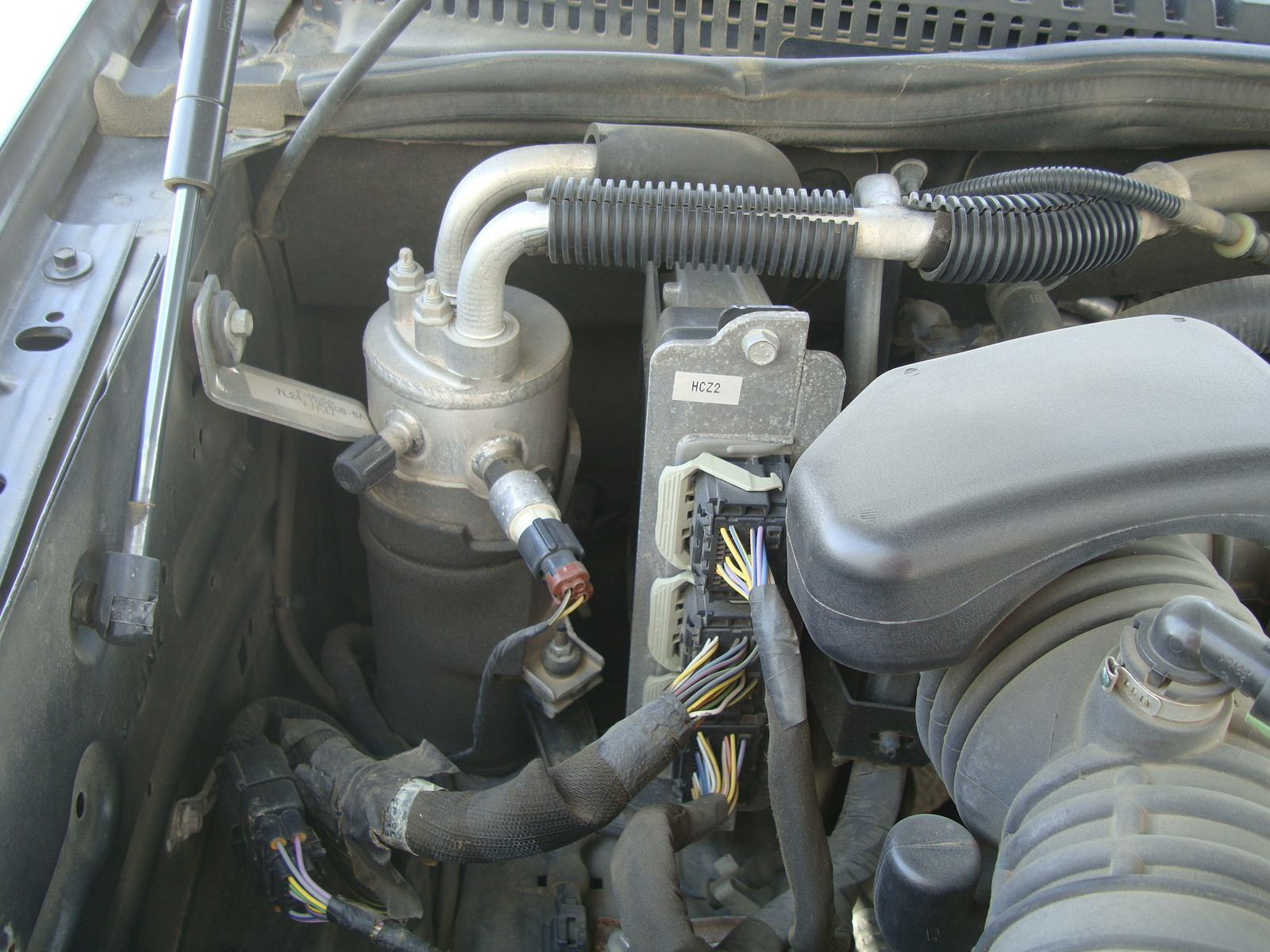 Ford Explorer Questions I Have 2008 A Ram Air Compressor Wiring Diagram Problem With The Thermostat It Wa Cargurus