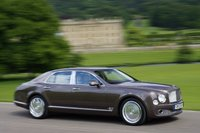 2013 Bentley Mulsanne Picture Gallery