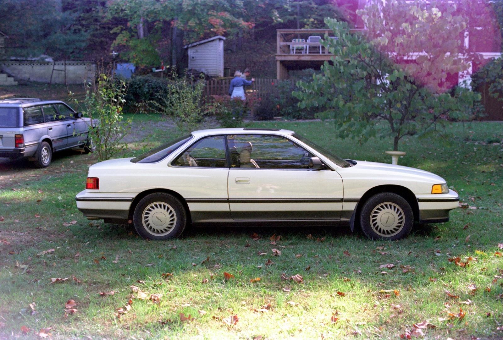 1987 Acura Legend Test Drive Review Cargurus