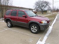 2005 Mazda Tribute Overview