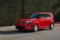2013 Scion xB, Front-quarter view, exterior, manufacturer