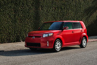2013 Scion xB, Front-quarter view, manufacturer, exterior