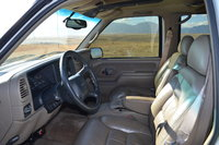 Picture of 1999 GMC Suburban K1500 SLT 4WD, interior