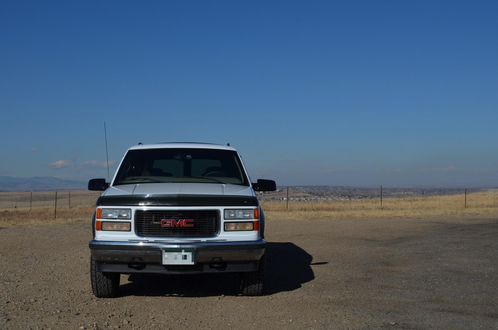 Picture of 1999 GMC Suburban K1500 SLT 4WD, exterior