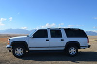 1999 GMC Suburban K1500 SLT 4WD, Picture of 1999 GMC Suburban 4 Dr K1500 SLT 4WD SUV, exterior