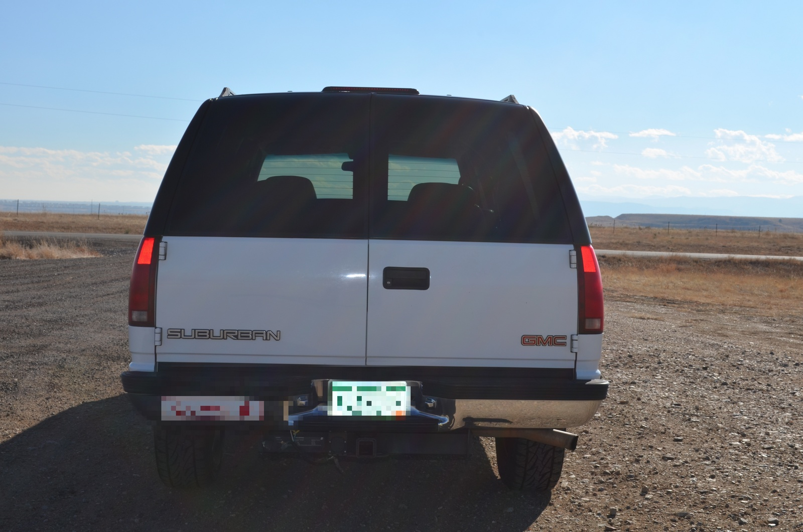 Picture of 1999 GMC Suburban K1500 SLT 4WD, exterior