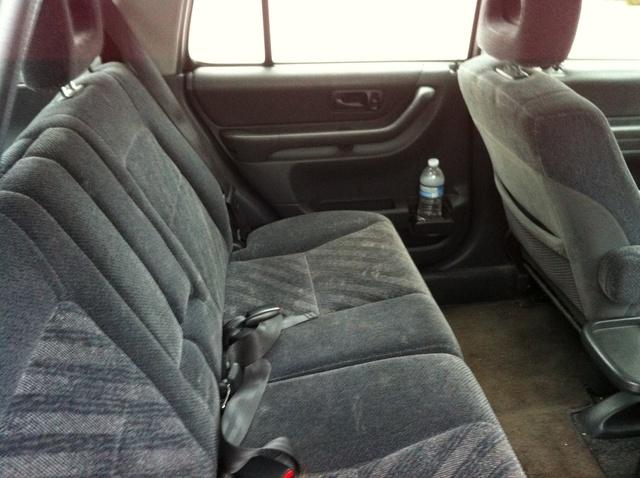 Picture of 2000 Honda CR-V LX AWD, interior