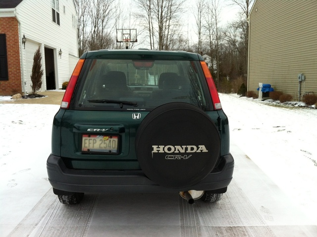 Picture of 2000 Honda CR-V LX AWD, exterior, gallery_worthy