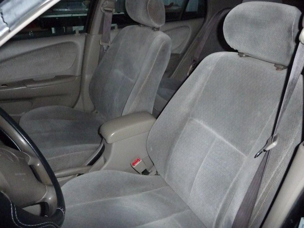 Picture Of 2001 Toyota Corolla Le Interior