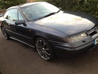 1997 Vauxhall Calibra Overview