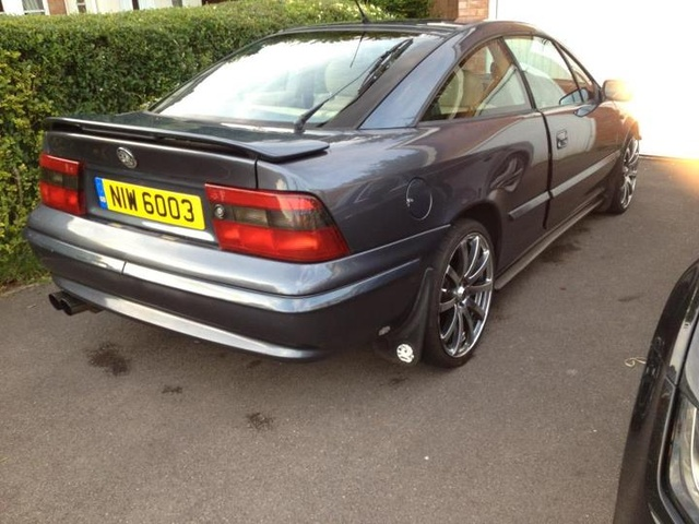 Picture of 1997 Vauxhall Calibra