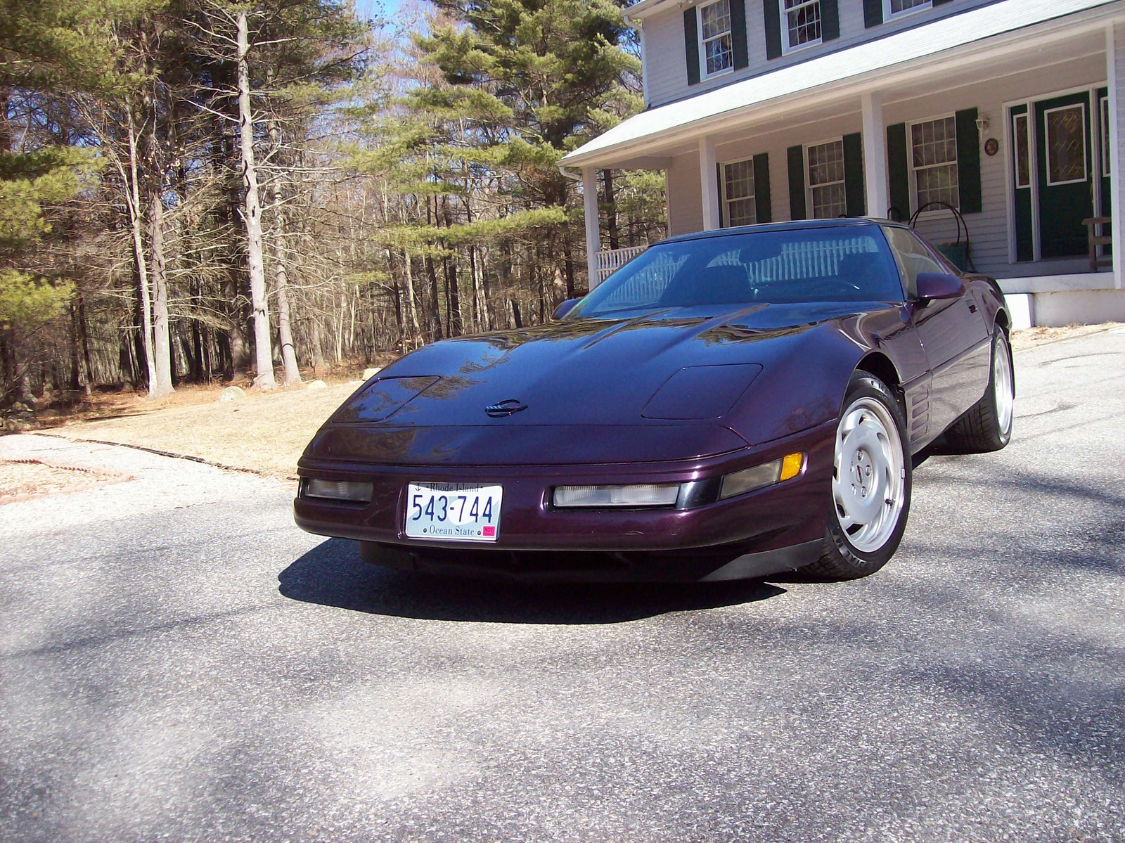 Picture of 1992 Chevrolet Corvette Base, exterior