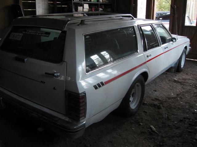 Picture of 1986 Pontiac Parisienne