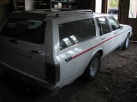 1986 Pontiac Parisienne Overview