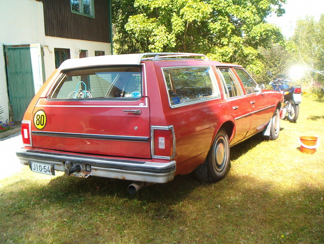 Picture of 1979 Oldsmobile Custom Cruiser