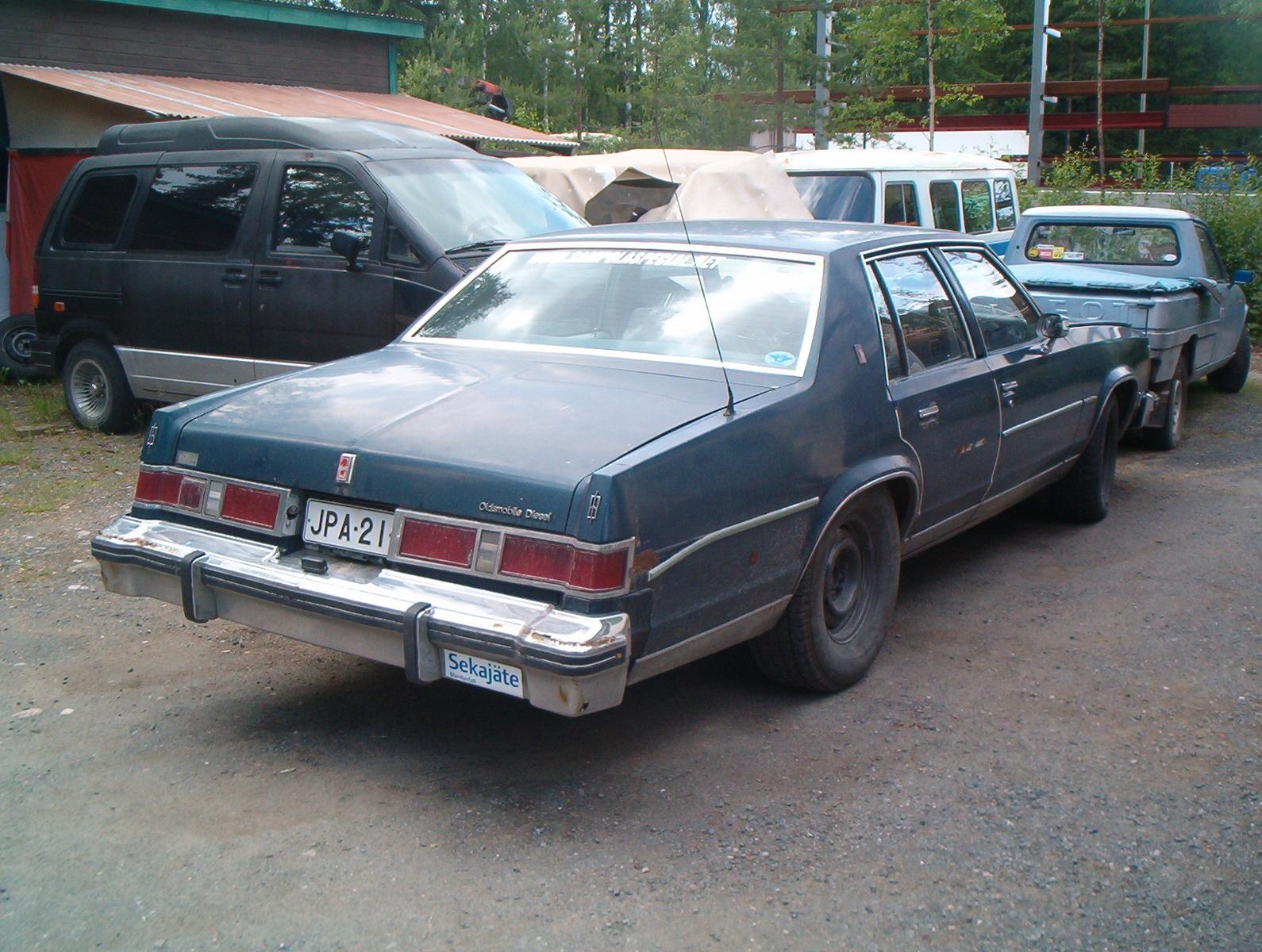 1978 Oldsmobile Eighty-Eight - Overview - CarGurus