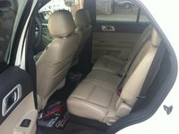 2012 Ford Explorer XLT 4WD picture, interior