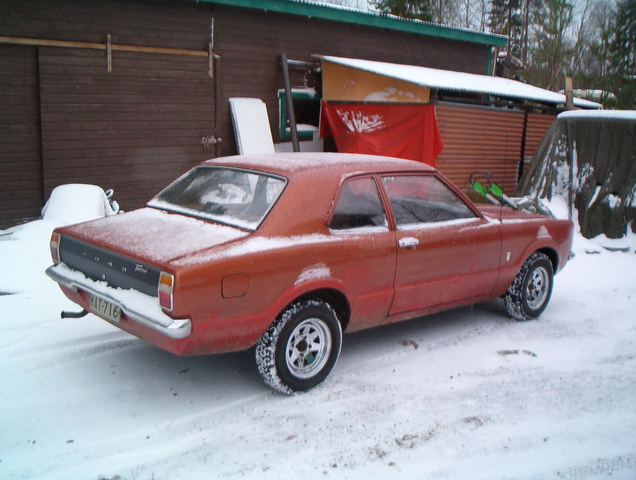 Picture of 1974 Ford Taunus