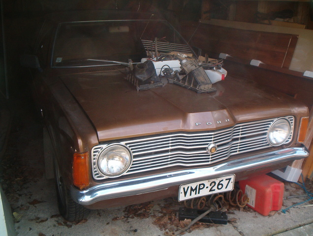 Picture of 1973 Ford Taunus