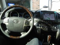 Picture of 2011 Toyota Land Cruiser Base, interior