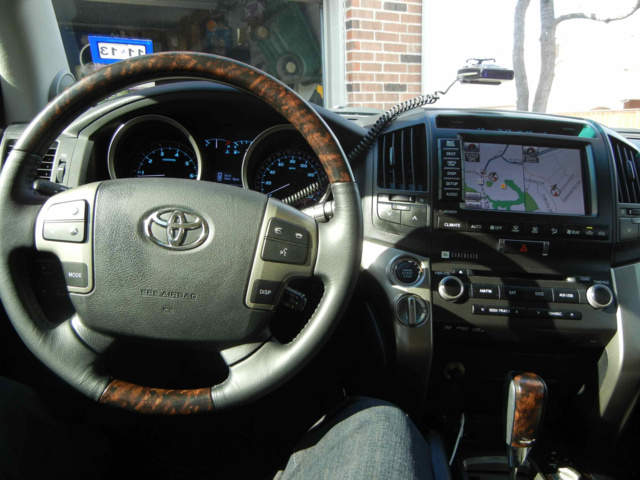 Picture of 2011 Toyota Land Cruiser AWD, interior, gallery_worthy