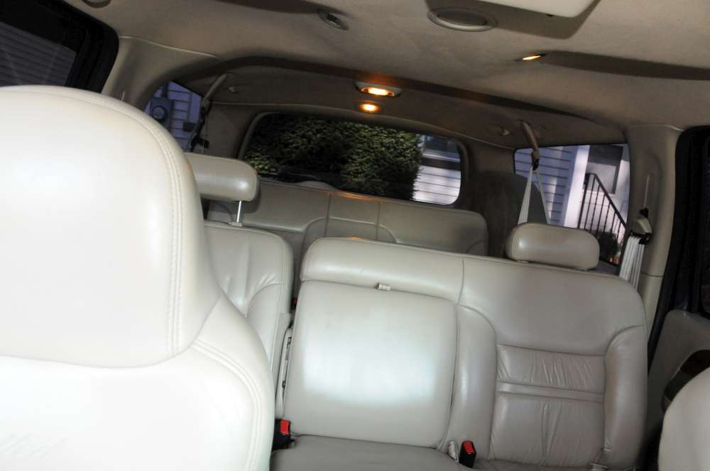 Used F 250 Super Duty >> 2001 Ford Excursion - Interior Pictures - CarGurus