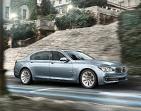 2013 BMW ActiveHybrid 7, Front-quarter view, exterior, manufacturer, gallery_worthy