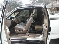 Picture of 1999 Ford F-150 Lariat Extended Cab LB, interior