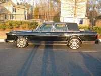 Picture of 1989 Lincoln Town Car Base, exterior