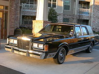 Picture of 1989 Lincoln Town Car Base, exterior, gallery_worthy