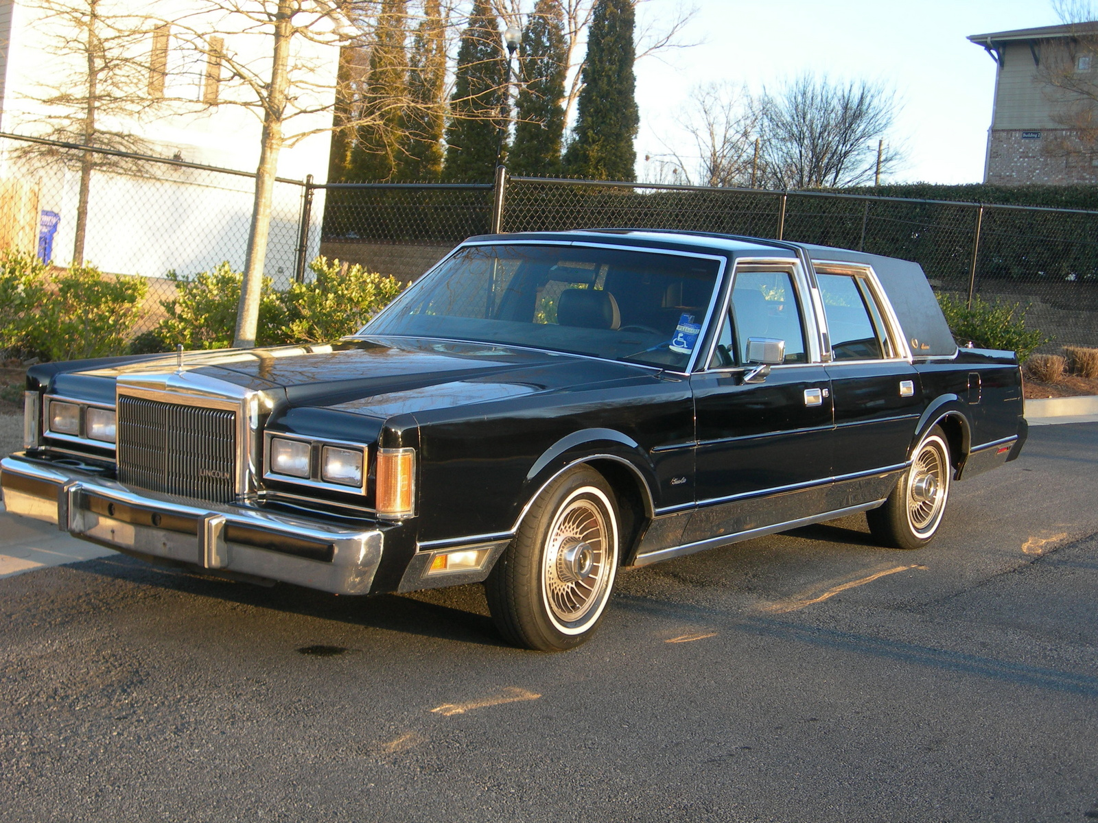 1989 Lincoln Town Car Pictures Cargurus