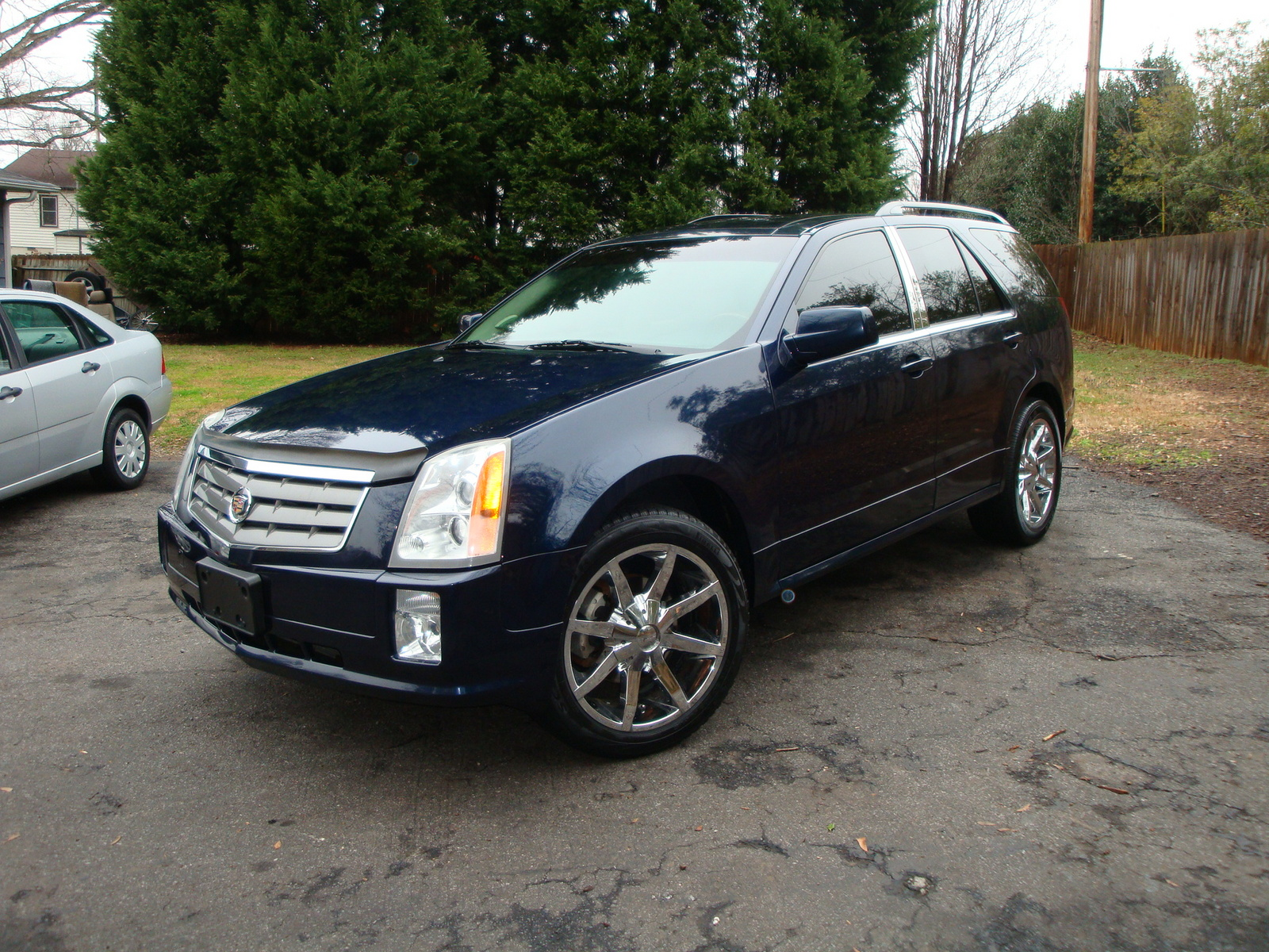 2005 Cadillac Srx - Pictures