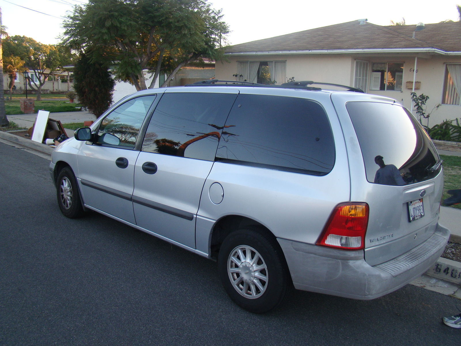 Picture of 2000 ford windstar base exterior