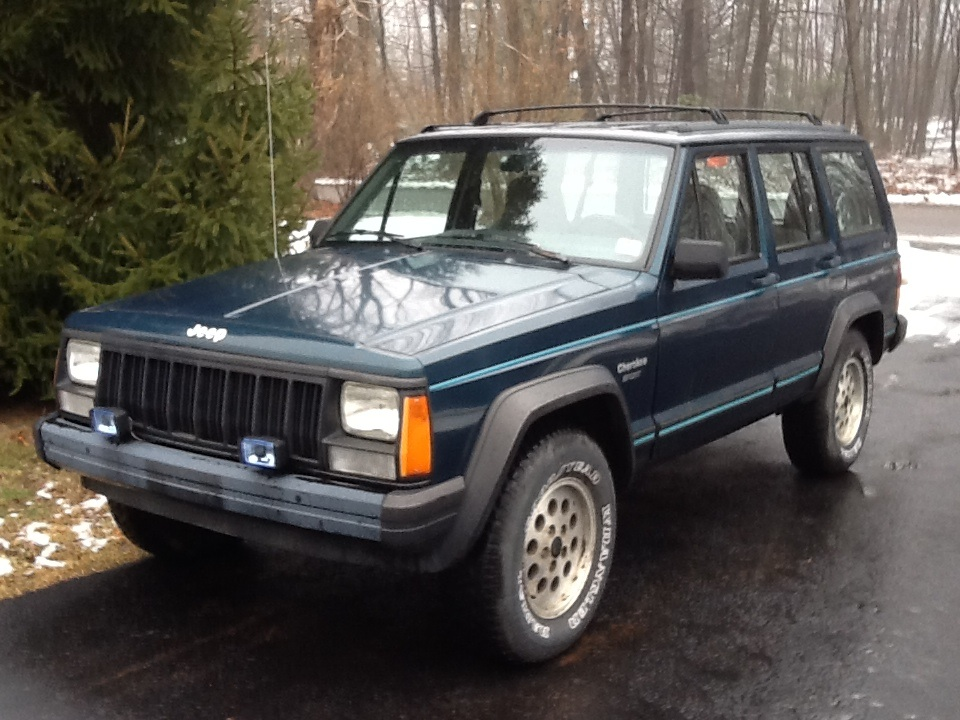 Picture of 1995 Jeep Cherokee 4 Dr Sport 4WD SUV