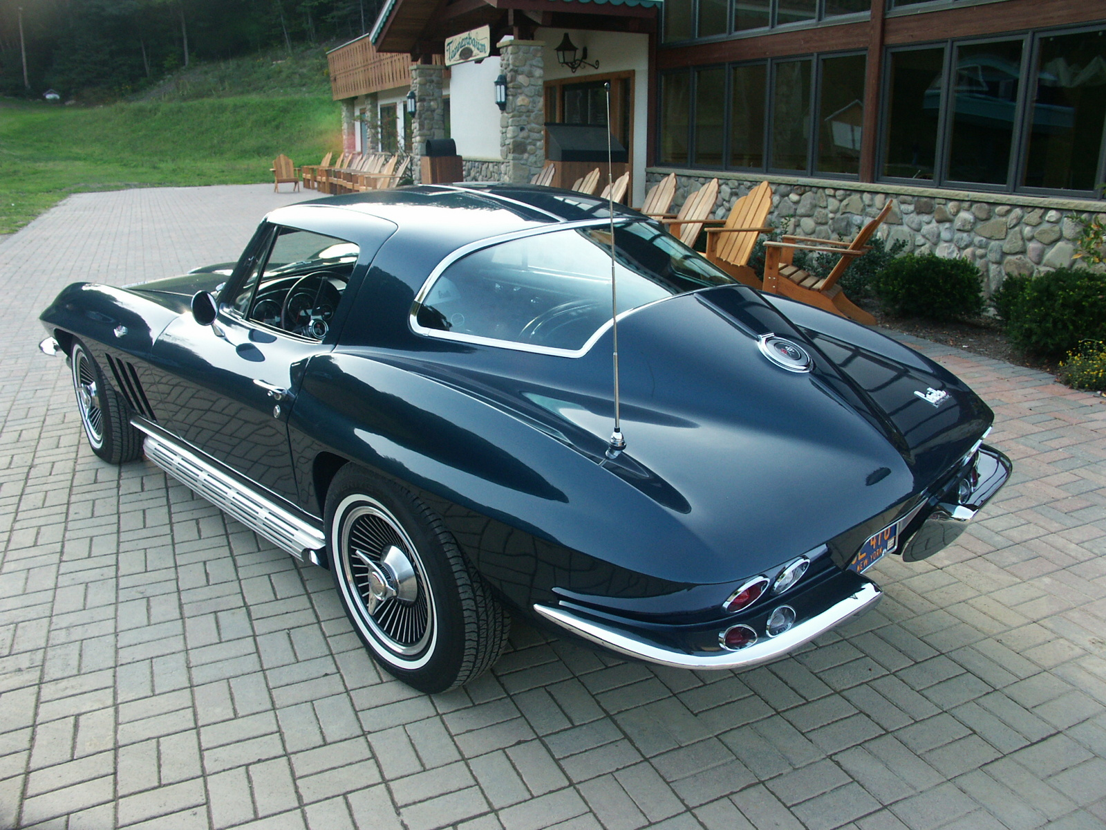 1966 Chevrolet Corvette Coupe picture, exterior