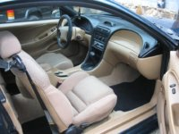 Picture of 1997 Ford Mustang GT Coupe, interior, gallery_worthy