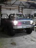 1986 Ford F-350 Overview