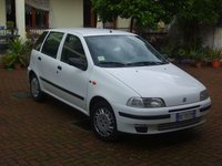 1999 FIAT Punto Picture Gallery