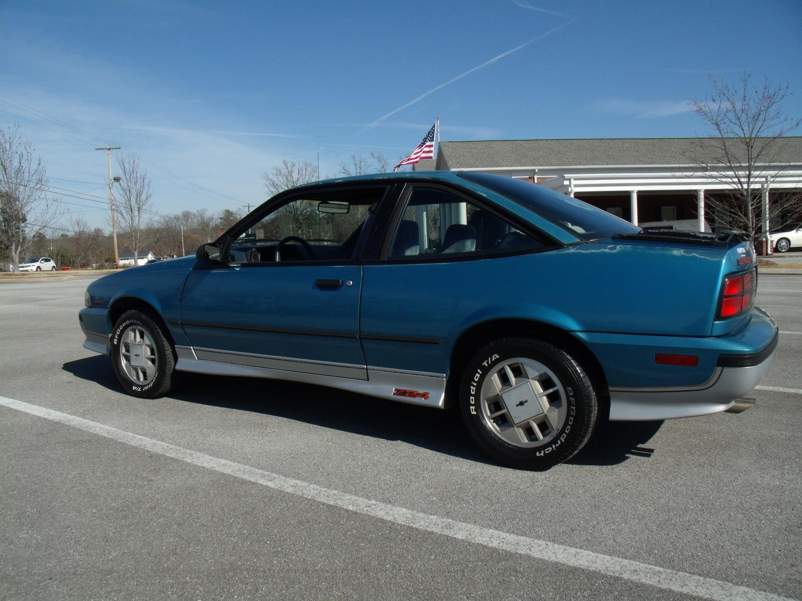 Chevrolet Cavalier Z Coupe Pic