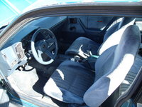 Picture of 1991 Chevrolet Cavalier Z24 Coupe, interior