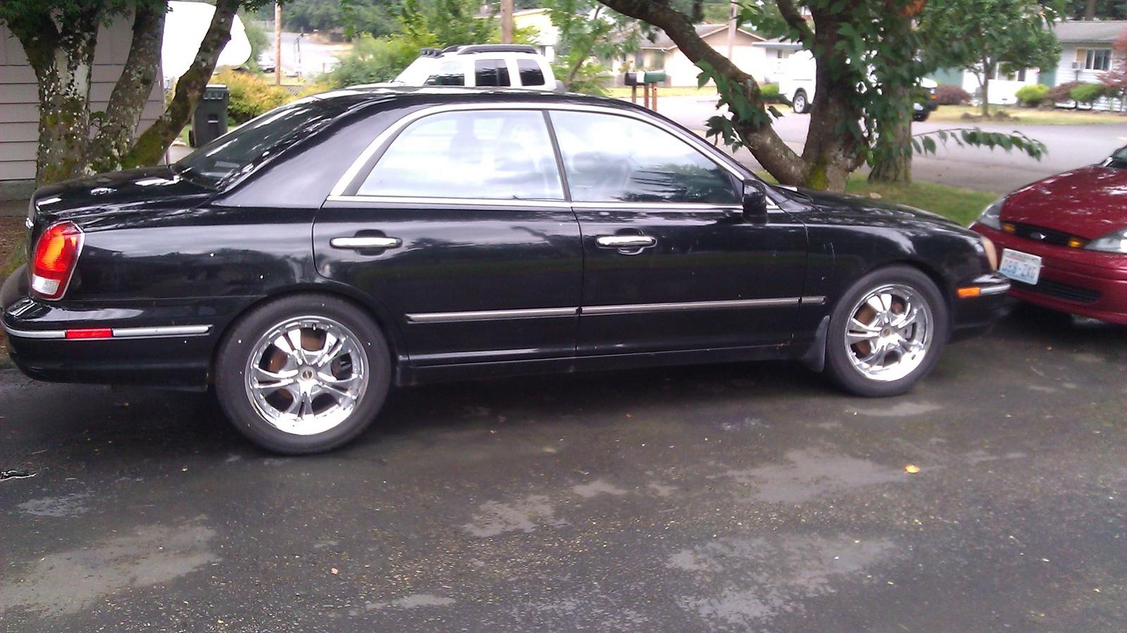2001 Hyundai Xg300 Pictures Cargurus