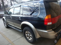 Picture of 1998 Mitsubishi Montero Base 4WD, exterior